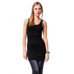 фото Туника Mondigo 8527-2. Цвет: черный. Размер одежды: 46