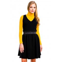 фото Сарафан Mondigo 8673. Цвет: черный. Размер одежды: 48