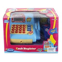 фото Игровой набор для ребенка Shantou Gepai «Касса» LF986F
