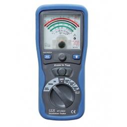 Купить Тестер изоляции аналоговый СЕМ DT-5503