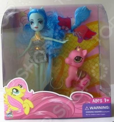 Набор игровой с куклой 1707306