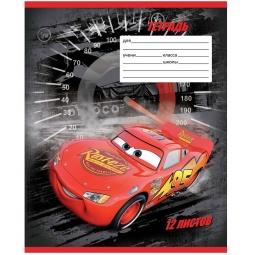 Купить Тетрадь в линейку Росмэн Disney «Тачки» 25287. В ассортименте