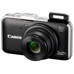 фото Фотокамера цифровая Canon PowerShot SX230