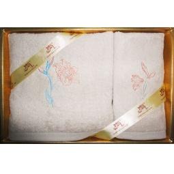 фото Набор из 2-х полотенец с вышивкой Softline 05148