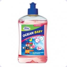 Купить Средство для мытья детских игрушек Frau Schmidt «Ocean Baby» 35767