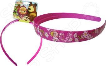 Ободок для волос Маша и Медведь «Ромашки» маша и медведь для тела