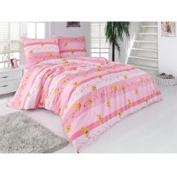 Купить Комплект постельного белья Sonna «Бабочки». Евро