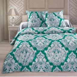 фото Комплект постельного белья Унисон «Маркиза». Семейный