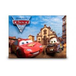 Купить Пазл 3D Mega Bloks «Тачки»