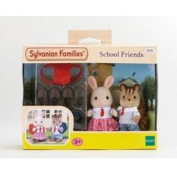 фото Набор игрушек-зверюшек Sylvanian Families 5170 «Школьные друзья»
