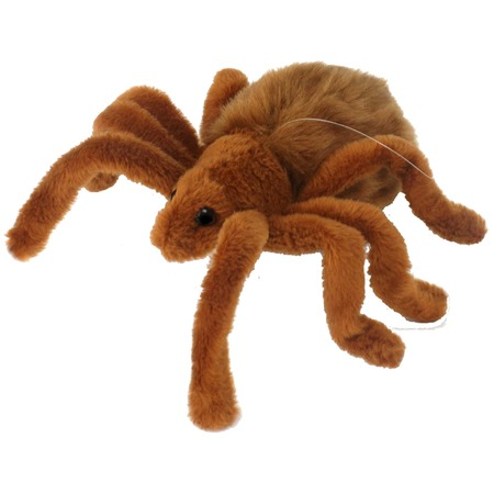 Купить Мягкая игрушка для ребенка Hansa «Тарантул коричневый»