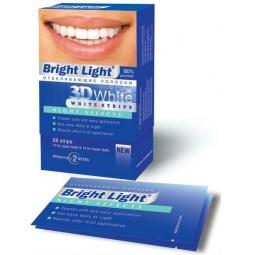 фото Полоски для отбеливания зубов Bright Light Night Effects