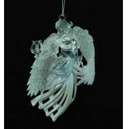 Купить Елочное украшение Crystal Deco «Ангел» 1707732