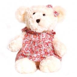 Купить Мягкая игрушка Gulliver Мишка «Милашка» в платье с капюшоном