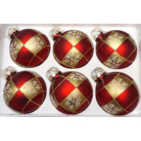 Купить Набор новогодних шаров Новогодняя сказка 971962