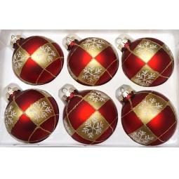 фото Набор новогодних шаров Новогодняя сказка 971962