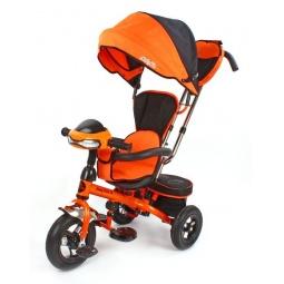 фото Велосипед трехколесный Moby Kids Comfort-2 Ultra 957-2Orange