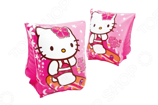 Нарукавники надувные Intex Hello Kitty 56656NP Intex - артикул: 736472