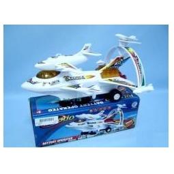 Купить Игрушка со светозвуковыми эффектами Dyna Hawhgx «Самолет» 1707150