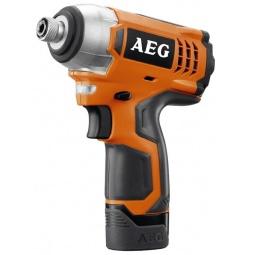 Купить Гайковерт ударный аккумуляторный AEG BSS 12C LI-202C