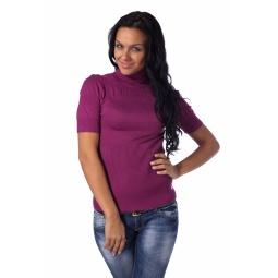 фото Свитер Mondigo 9449. Цвет: лиловый. Размер одежды: 46