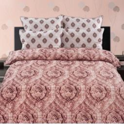 фото Комплект постельного белья Романтика «Персия». Семейный