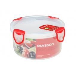 фото Контейнер для хранения продуктов Oursson Clip Fresh CP1100R. Цвет: красный