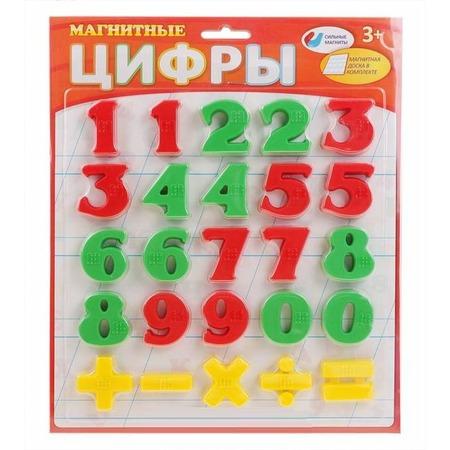 Купить Набор обучающий на магнитах Татой «Цифры Т1»