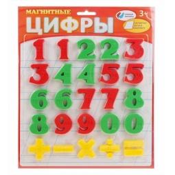 фото Набор обучающий на магнитах Татой «Цифры Т1»