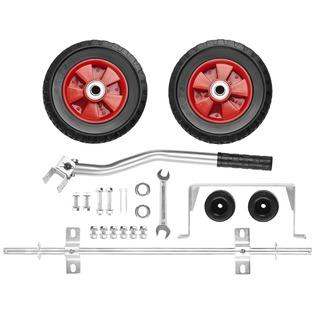 Купить Набор из колеса и рукоятки для электростанций Зубр ЗЭСБ-РК-1