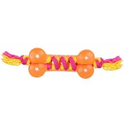 фото Игрушка для собак DEZZIE «Косточка со шнурком»