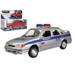 фото Модель автомобиля Autotime «Lada 2115. ДПС»