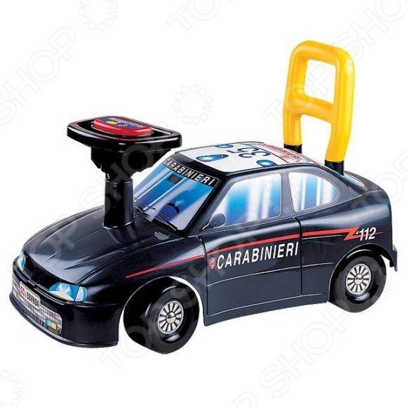 Машина-каталка Нордпласт «Авто Карабинеры»