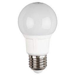 фото Лампа светодиодная Эра A60. Цветовая температура: 4000К. Мощность: 8 Вт