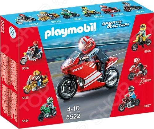 Playmobil «Коллекция мотоциклов: Супер мотоцикл» куплю двигатель для мотоцикл сова