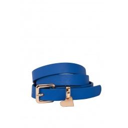 фото Ремень Mondigo 0190. Цвет: синий. Длина: 95 см