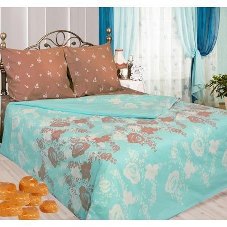 Купить Комплект постельного белья Сова и Жаворонок «Карамель». Семейный