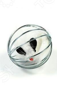Игрушка для кошек Beeztees 425021 «Мышь в металлическом шаре». В ассортименте игрушка для кошек beeztees кот бандит