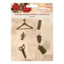 фото Набор декоративных элементов для вышивки Vintage Line 262949