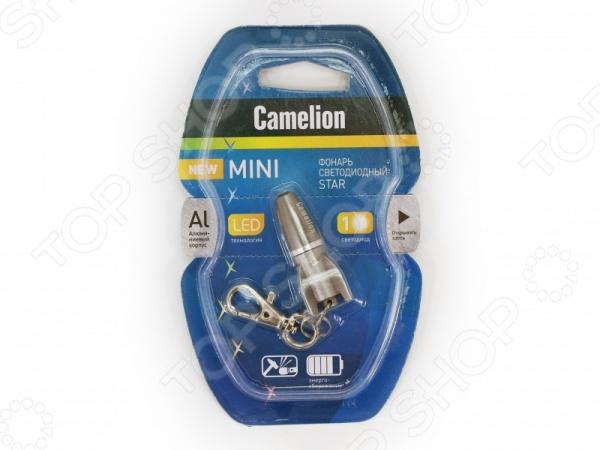 Фонарик-брелок Camelion C-LED15-1R цена