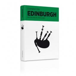 Купить Карта туристическая мятая Palomar Edinburgh