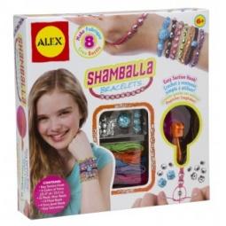 Купить Набор для создания браслетов ALEX «Шамбала»