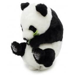 фото Мягкая игрушка Hansa «Панда лежащая»