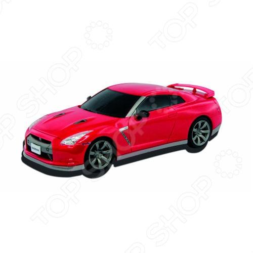 Автомобиль на радиоуправлении 1:26 KidzTech Nissan GT-R автомобиль на радиоуправлении kidztech bugatti 16 4 grand sport
