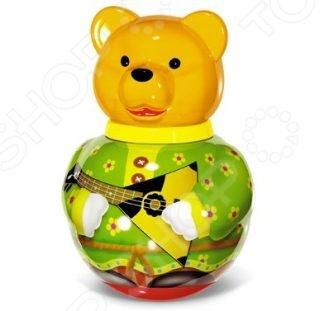 Неваляшка большая Стеллар «Бурый медведь Потапыч» цена