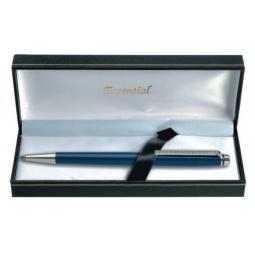 фото Ручка шариковая Erich Krause Essential VS10. Цвет корпуса: синий, серебристый