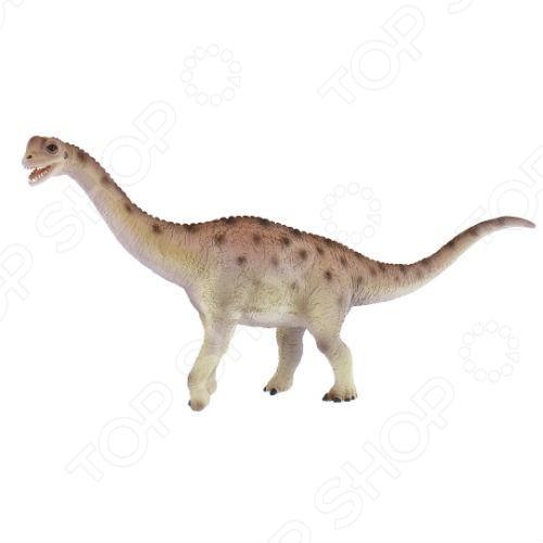 Фигурка Bullyland «Европазавр»Игрушечные животные<br>Фигурка Bullyland Европазавр отличный подарок не только для детей, но и взрослых. Качество исполнения и внимание к деталям делают это изделие замечательным как для игровых, так и коллекционных целей. Серия фигурок от Bullyland представлена многочисленными видами домашних, диких и даже доисторических животных. Они выполнены в соответствии с производственными стандартами из нетоксичных материалов, поэтому безопасны для здоровья.<br>