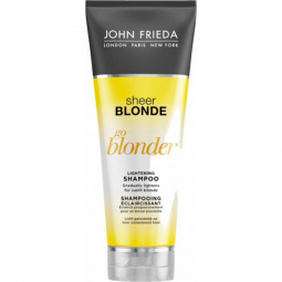 фото Шампунь John Frieda Sheer Blonde Go Blonder