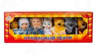 Набор для кукольного театра Весна по сказкам №3 набор для кукольного театра жирафики волшебник изумрудного города кукольный театр