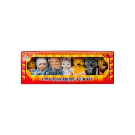 Купить Набор для кукольного театра Весна по сказкам №3